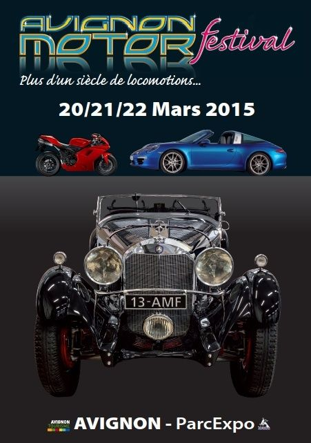 [84] (20-22/03/15) Avignon Motor Festival 2015 Visuel10