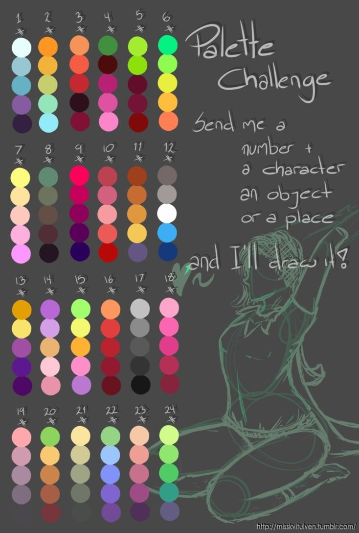 Challenge : 3 couleurs  Color_10