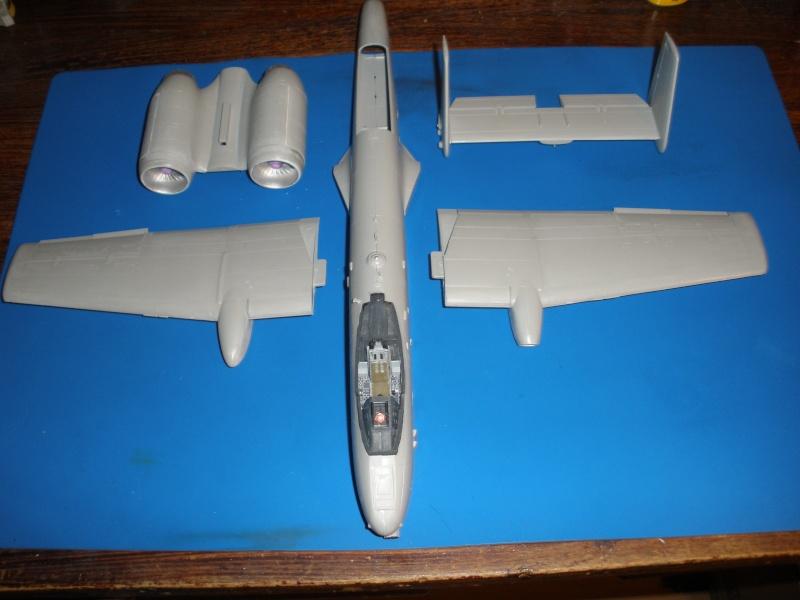 A-10 Thunderbolt II Hobby-boss 1/48. P1060316
