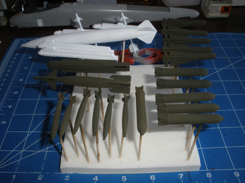 A-10 Thunderbolt II Hobby-boss 1/48. P1120315