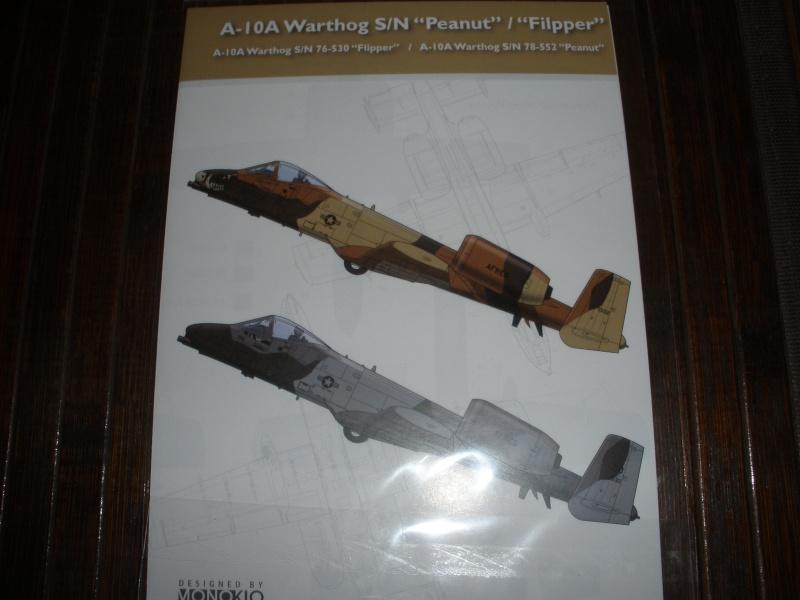 A-10 Thunderbolt II Hobby-boss 1/48. P1150310