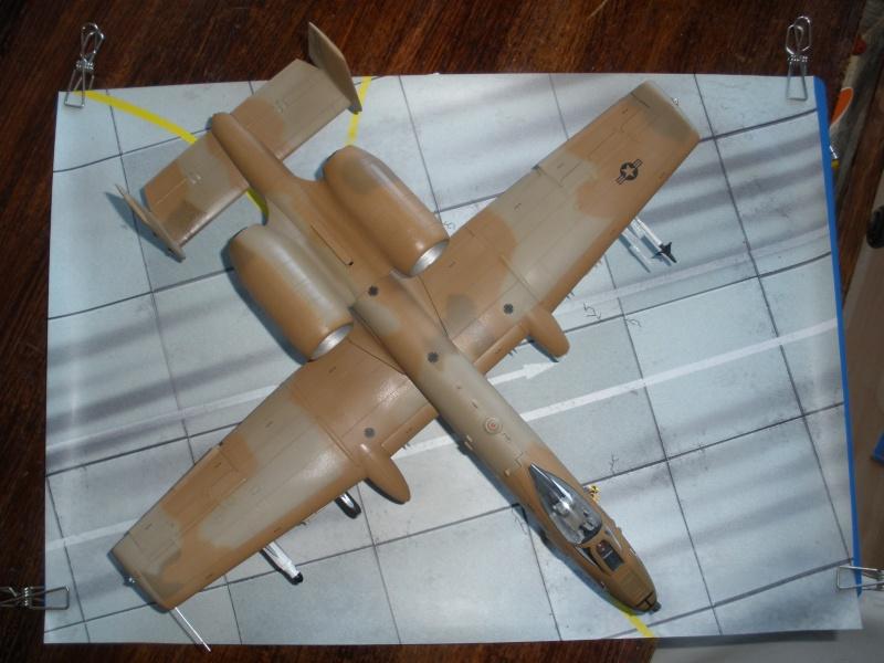 A-10 Thunderbolt II Hobby-boss 1/48. - Page 2 P2010315