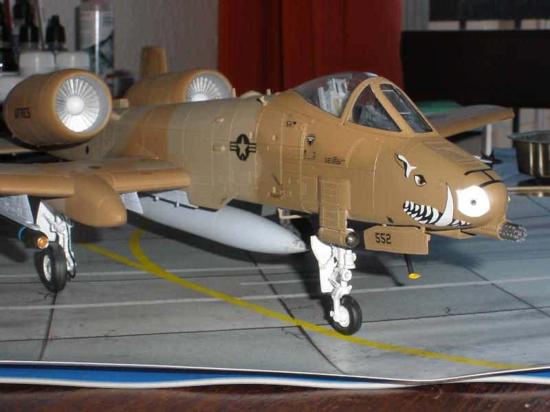 A-10 Thunderbolt II Hobby-boss 1/48. - Page 2 P2010316