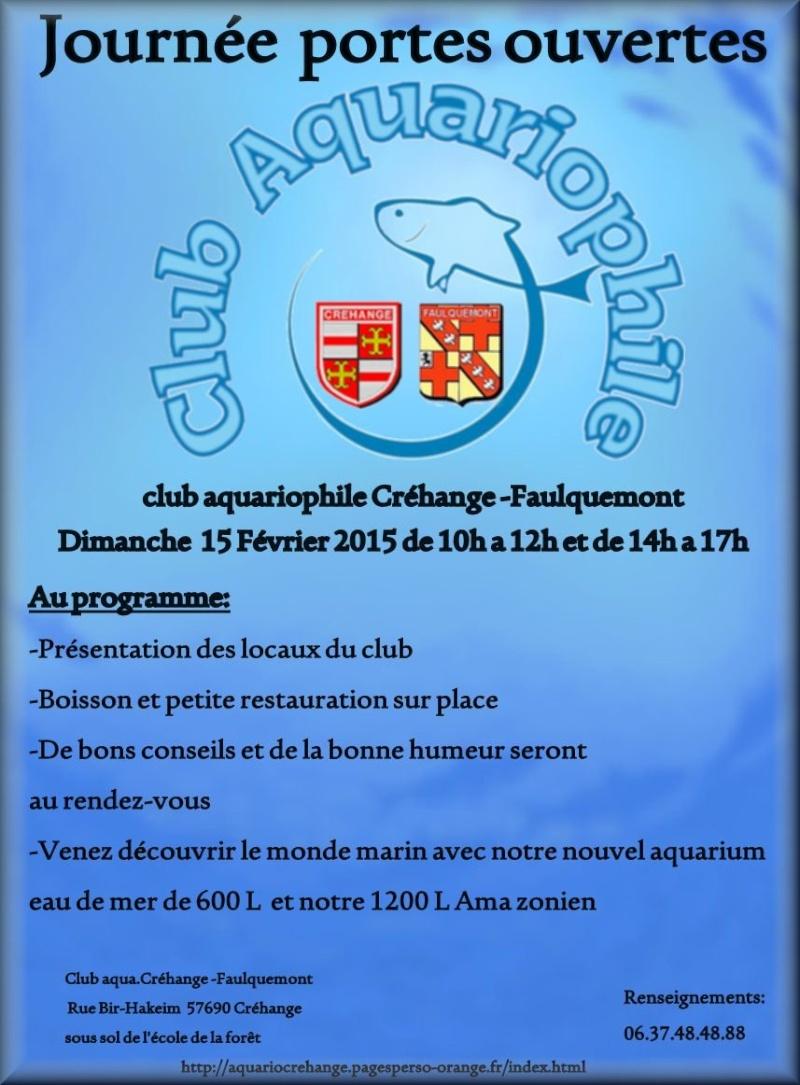 Portes ouvertes au club Crehange-Faulquemont - 15 février Portes11