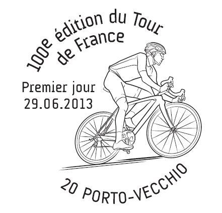 Timbres (France) - Tour de France 2013 (Cyclisme) 1erjou10