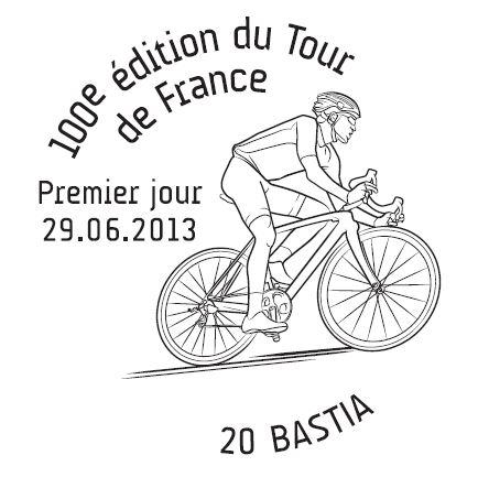 Timbres (France) - Tour de France 2013 (Cyclisme) 1erjou11