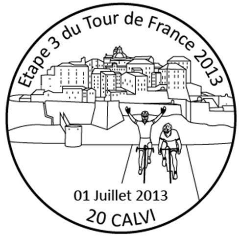 Timbres (France) - Tour de France 2013 (Cyclisme) 3ejour10