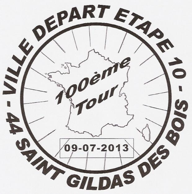 Timbres (France) - Tour de France 2013 (Cyclisme) Etape_10
