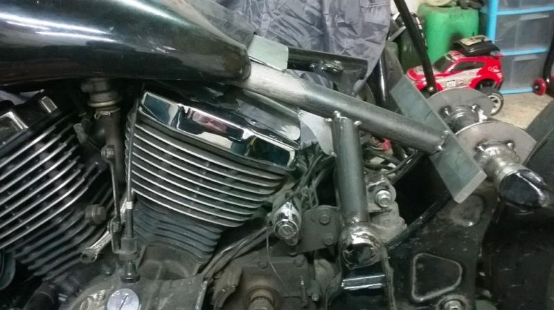800 VN - Custom racer de Baz - Page 2 Wp_20125