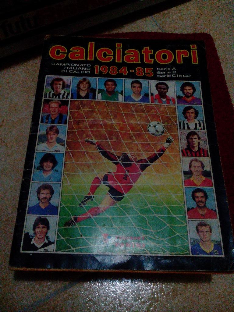 album calciatori panini 1984-85 completo 010