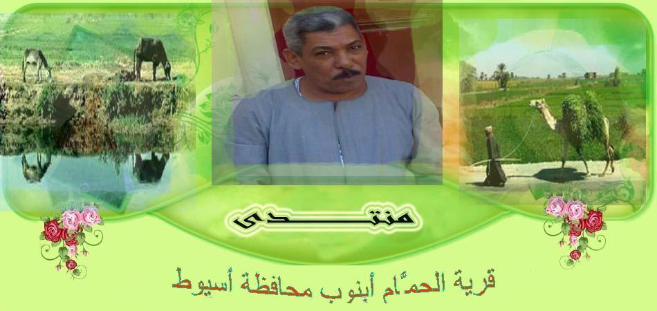 منتدى قرية الحمَّام أبنوب محافظة أسيوط