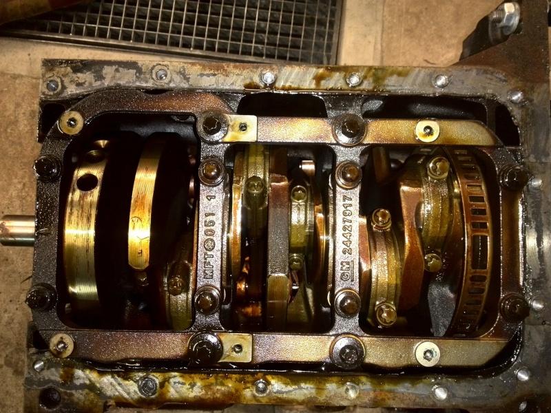 Omega B 3,2 V6 **TURBO** Umbau - Seite 6 Img_2107