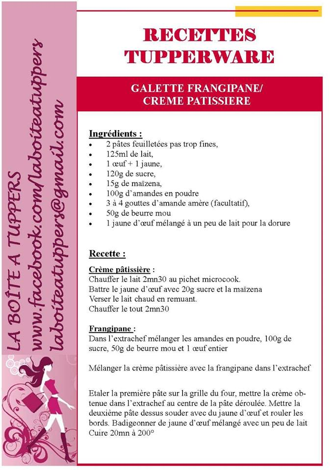 galette des rois frangipane / crème patissière 10898110