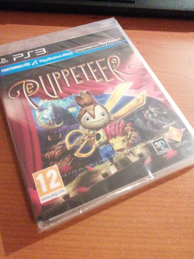 [ECH]  The Puppeteer PS3 NEUF contre Dark SOUL PS3 Pp210