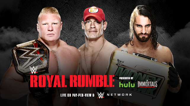 WWE Royal Rumble du 25/01/2015 20141210