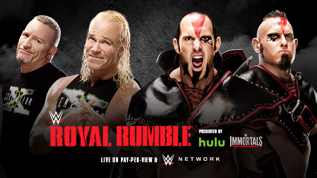 WWE Royal Rumble du 25/01/2015 20141211