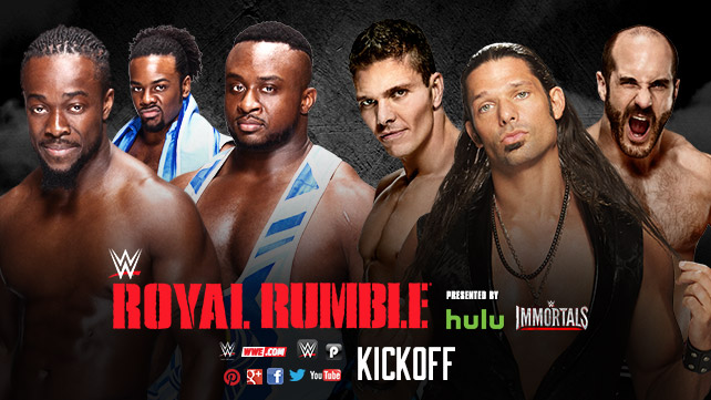 WWE Royal Rumble du 25/01/2015 20141213