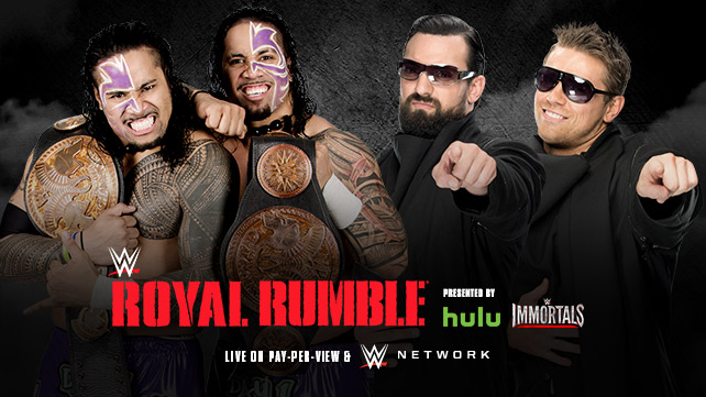 WWE Royal Rumble du 25/01/2015 20150111