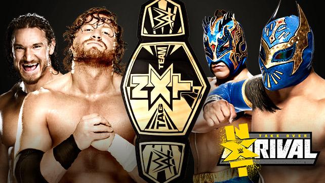 NXT Takover : Rival du 11/02/2015 20150211