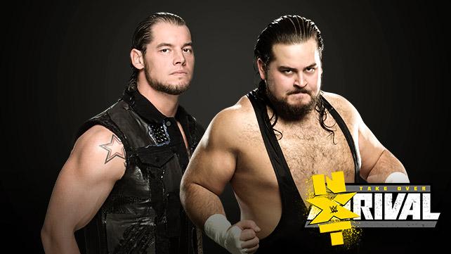 NXT Takover : Rival du 11/02/2015 20150212