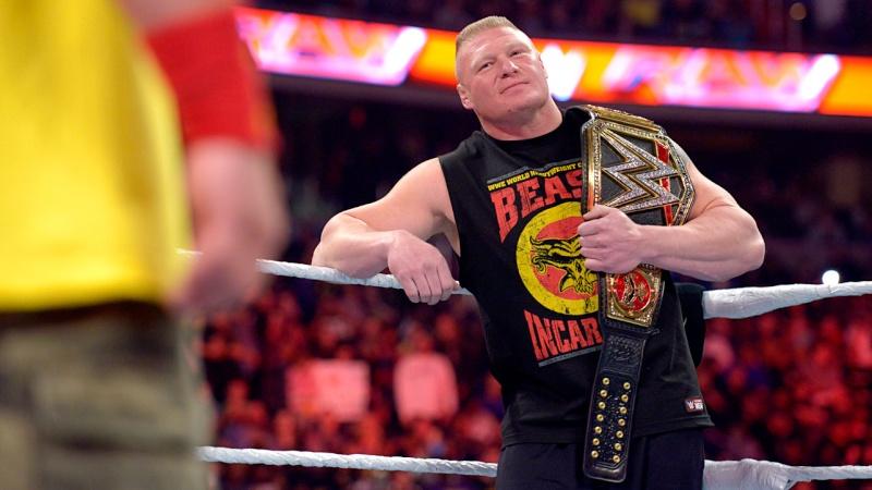 [Contrat] Tensions entre Brock Lesnar et la WWE ?  Raw_1110