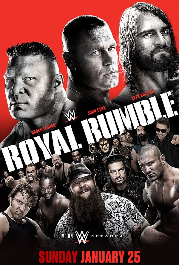 [Compétition] Poster du Royal Rumble 2015 Royalr10