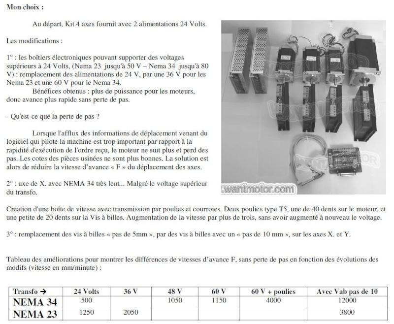 [résolu]Mach3 port imprimante et USB - Card AKZ250 pour 4 axes ??? Modif-10