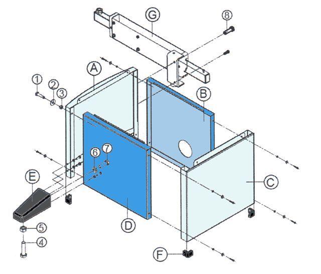 [Présentation] Scie circulaire de mise à format 250 mm Bernardo FKS 1600N Montag10