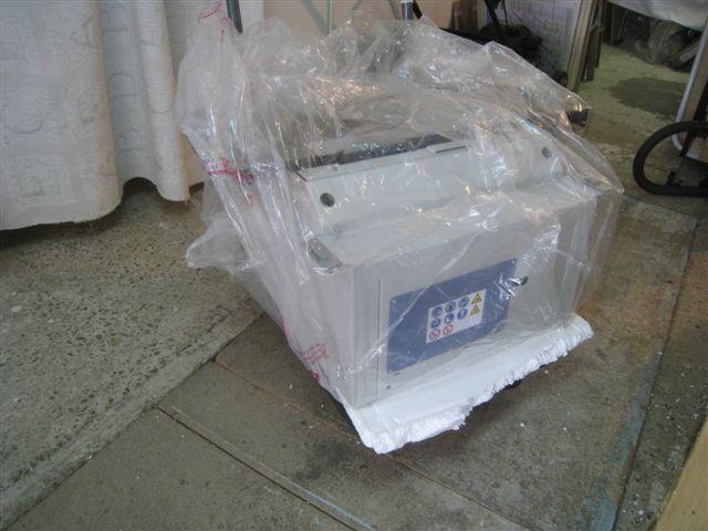 [Présentation] Scie circulaire de mise à format 250 mm Bernardo FKS 1600N Table10