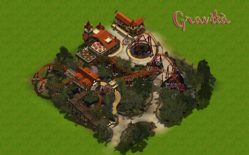 Petits projets annexes - Cartus [P4 : COAL MINE - CYI2] Gravit10