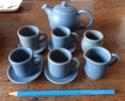 Miniature Tea Set Miniat10