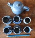 Miniature Tea Set Miniat11