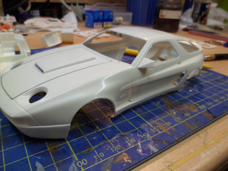 Königsporsche, Fujimi König Special`s Porsche 924 S4 1:24 Sam_4347