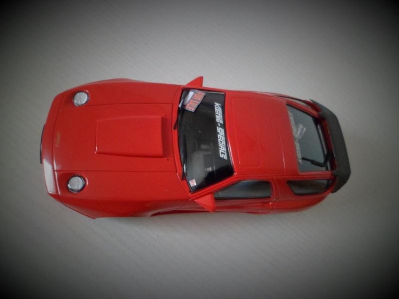 Königsporsche, Fujimi König Special`s Porsche 924 S4 1:24 Sam_4410