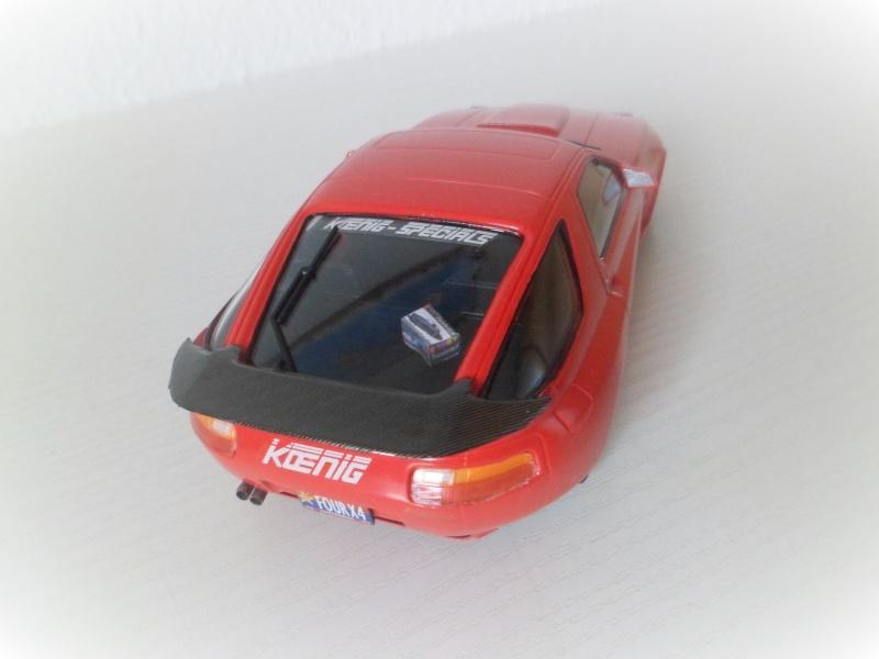 Königsporsche, Fujimi König Special`s Porsche 924 S4 1:24 Sam_4411