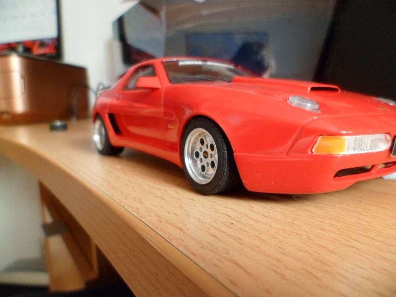 Königsporsche, Fujimi König Special`s Porsche 924 S4 1:24 Sam_4440