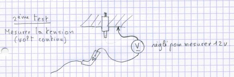 tester Préchauffage Voyager S4 20068211
