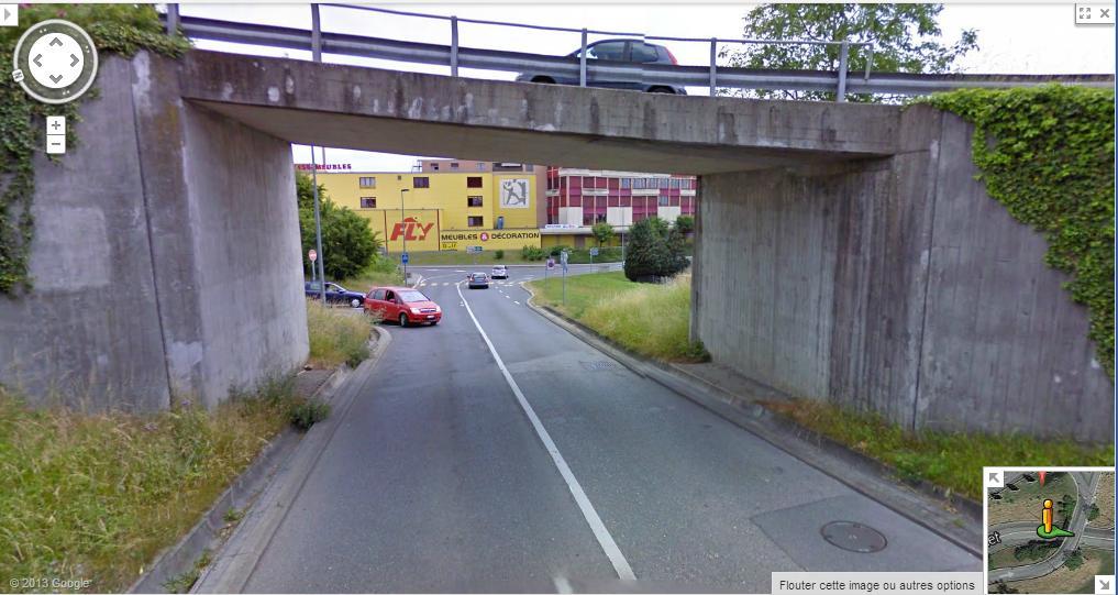 STREET VIEW : les photographes de TSGE versus la Google Car - Page 3 Svclos10