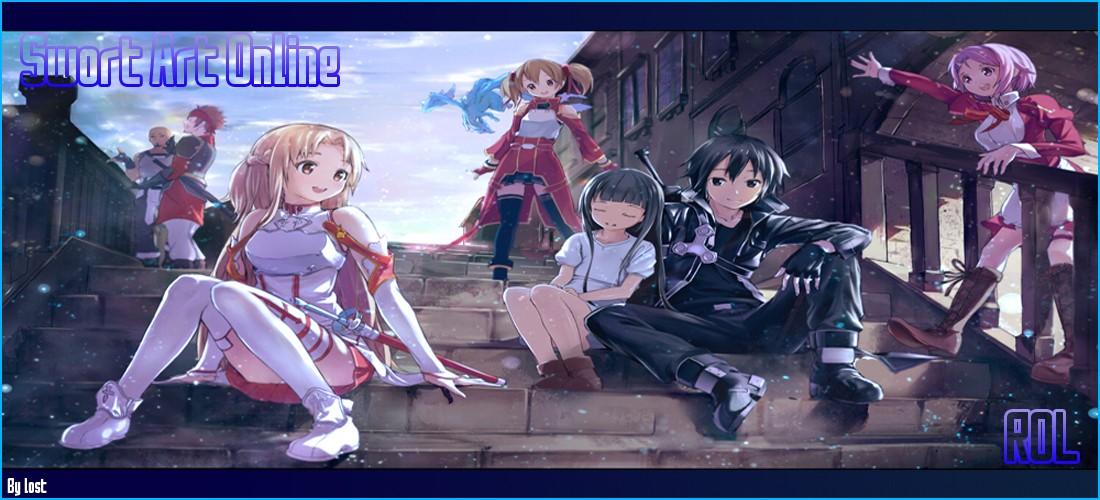 Rol Sword Art Online