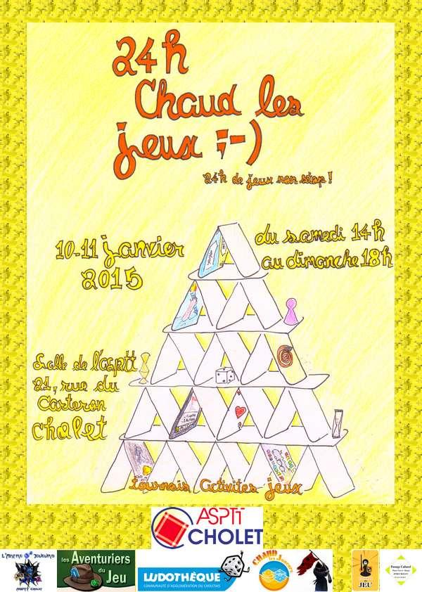[Cholet] Tournoi EDH 11 janvier Affich10
