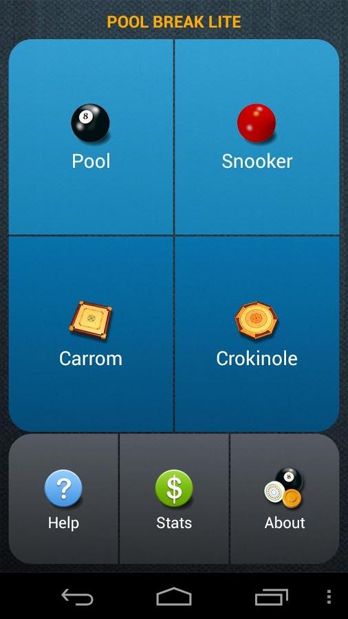 Les jeux sur Tablettes et SmartPhone Pool-b10