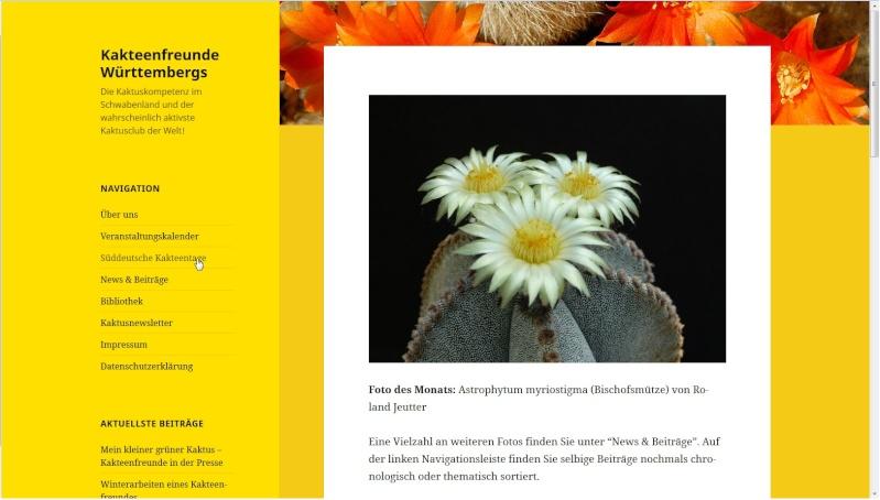 Kakteenfreunde Württembergs - Die Kaktuskompetenz im Schwabenland und der wahrscheinlich aktivste Kaktusclub der Welt! - Seite 2 Gelb10