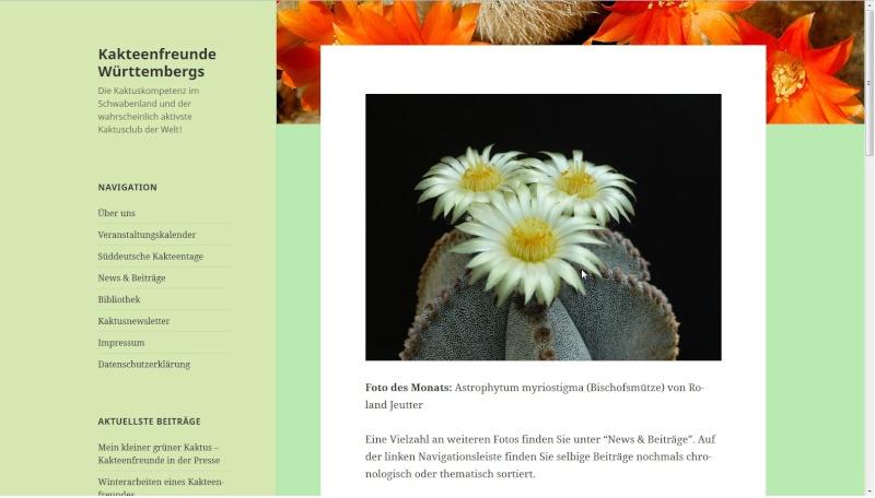 Kakteenfreunde Württembergs - Die Kaktuskompetenz im Schwabenland und der wahrscheinlich aktivste Kaktusclub der Welt! - Seite 2 Gryn11