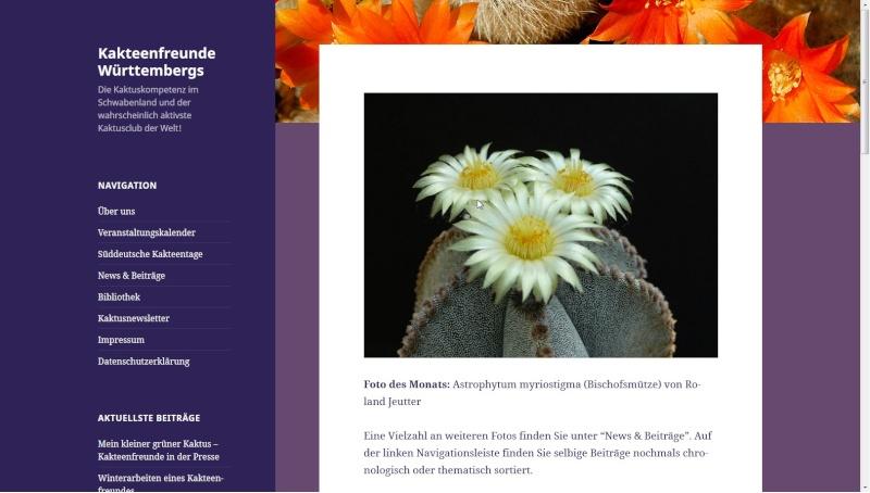 Kakteenfreunde Württembergs - Die Kaktuskompetenz im Schwabenland und der wahrscheinlich aktivste Kaktusclub der Welt! - Seite 2 Violet10