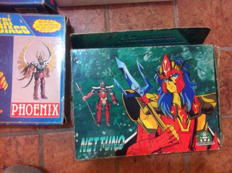 Cavalieri dello Zodiaco Scatola Azzurra e a Tempio G.P 1987 Img-2015