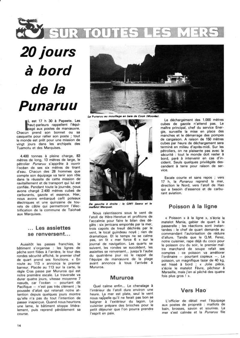 PUNARUU (Pétrolier) - Page 2 Punaru11