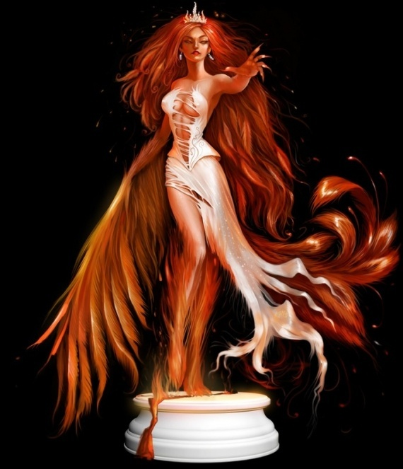 La Reine Flamboyante [quête] Person10