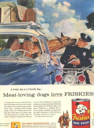 La Harley dans la pub - Page 5 Friski11
