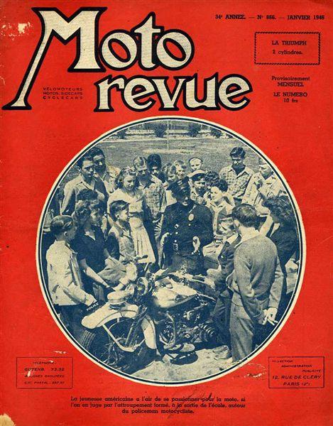 Couvertures de magazines et livres - Page 5 Moto_r10