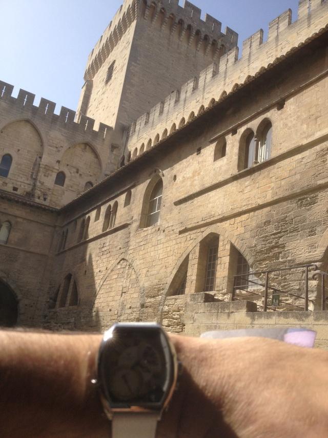 Wristshot de vos belles devant des monuments emblématiques - Page 2 20120813